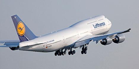 Lufthansa'den yeni tatil merkezleri