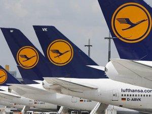 Lufthansa'dan ilk çeyrekte 336 milyon euro zarar