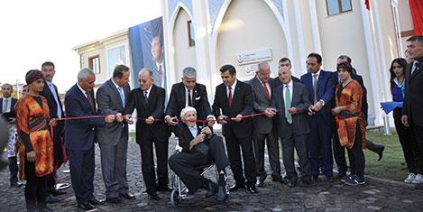 Çilsal Toplum Sağliği Merkezi açıldı