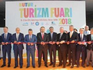 3. Bursa Turizm Zirvesi başladı, 1. Bursa Turizm Fuarı açıldı