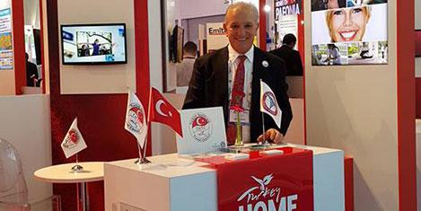 Türkiye sağlık turizmi WTM 2015'te