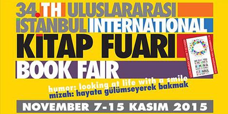 İstanbul Kitap Fuarı başlıyor