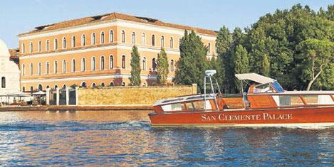 Türk adası lüksün merkezi oldu