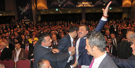 Türsab'ın tartışmalı kongresi