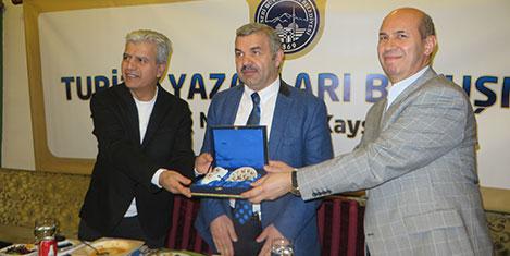 Anıtur Kayseri'yi tanıttı