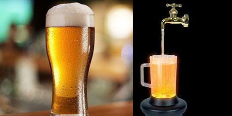 Her eve bira çeşmesi döşeniyor