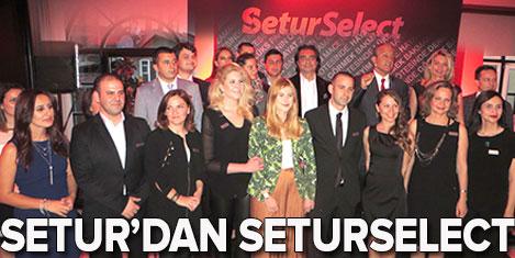 Setur, 'SeturSelect'i tanıttı