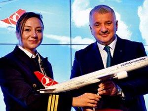 Türk Hava Yolları 500 Pilot daha istihdam etti
