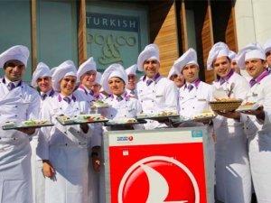 Türk Hava Yolları ve Do&Co 15 yıllık anlaştı