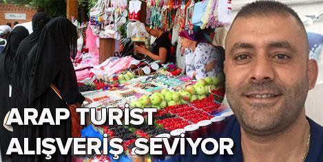 SGS:Arap turisti Çukurova'ya alıştırdı