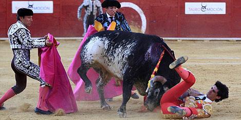 Ünlü matador Barrio'nun ölümü