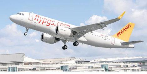 Pegasus'a 97,3 milyon lira ceza