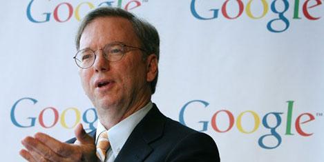 Google'ın patronu Marmaris'te