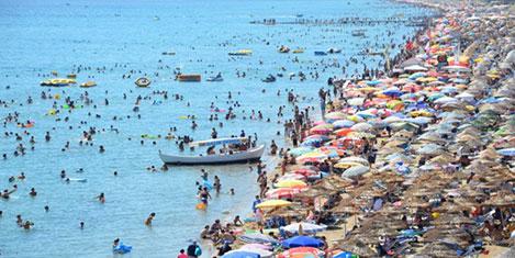 ETİK: Yerli turist Ege'yi tercih etti