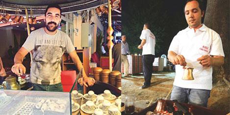 Türk kahvesi latteyi yendi