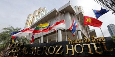 Müslüman turiste 'Helal Otel'