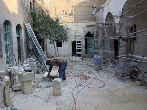 Tarihi Urfa evleri turizme kazandırılıyor