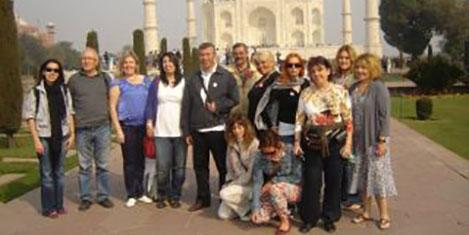 Hindistan gezisi öncesi canlı