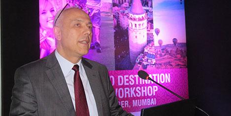 Mumbai'de Türkiye konuşuldu-2