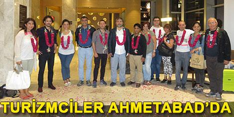 Türk turizmciler Ahmedabad'da-7