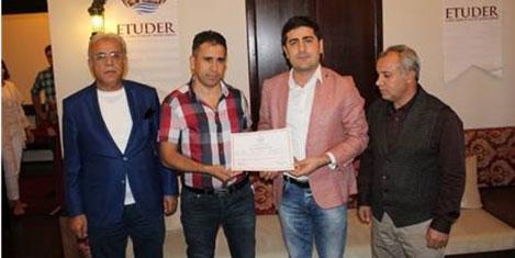 Elazığ'da 45 aşçı sertifika aldı