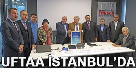 UFTAA İstanbul'da buluşuyor