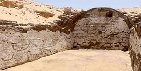 3800 yıllık antik mezarın sırları