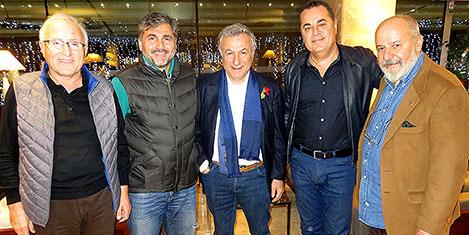 TÜRSAB'ta rakipler İzmir'de buluştu