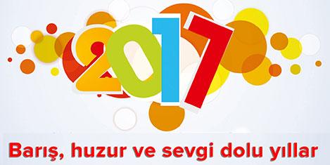 """2017  """"Sevgi Yılı"""" olsun"""