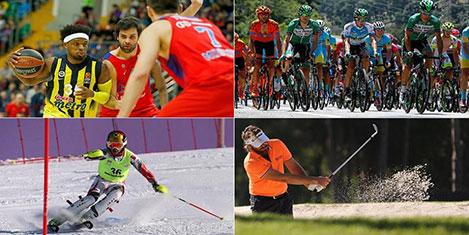 Türkiye'de 27 uluslararası etkinlik
