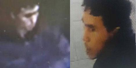 Saldırganın fotoğrafı ortaya çıktı