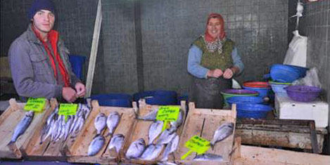 Hava durumu balık fiyatlarını artırdı