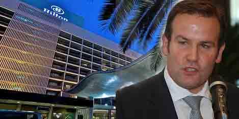 Hilton Türkiye'de 25 yeni otel açıyor