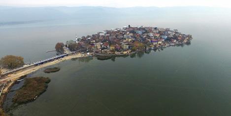 Gölyazı turizm merkezi oluyor
