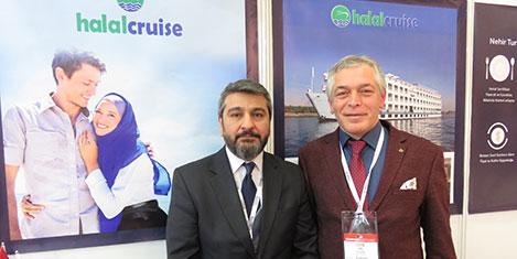 Helal Cruise'ın hedefi 750 bin turist