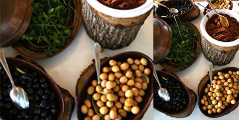 Sait Halim Paşa Yalısı'nda kahvaltı
