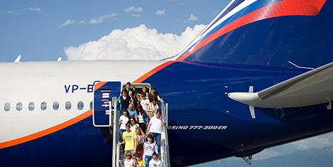 Rusya'da turizme Türkiye modeli