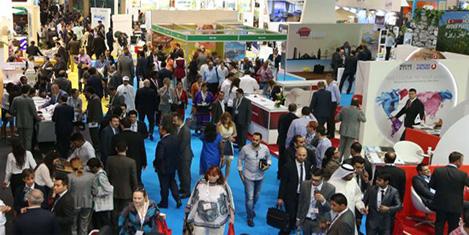 Türk turizmciler ATM Dubai'de
