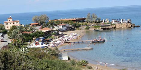Yavuz Çıkarma Plajı'na otel