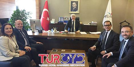 TUROYD'un Ankara çalışması