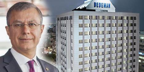 Dedeman İstanbul Oteli satılıyor