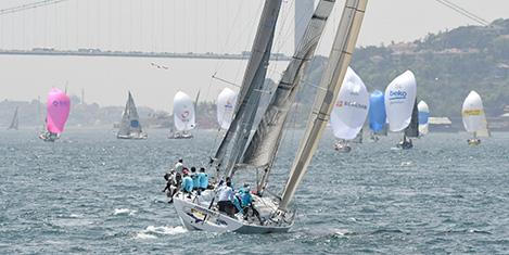 Bosphorus Cup'ta 100 tekne yarışıyor
