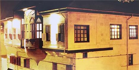 Tarsus Burhanoğlu Konağı açılıyor