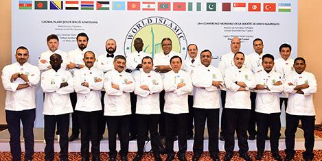 İslami Gastronomi Birliği kuruldu