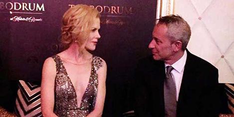 Nicole Kidman'a 525 bin dolar
