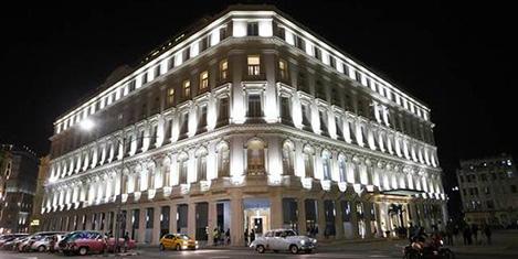 Küba'da ilk beş yıldızlı otel açıldı