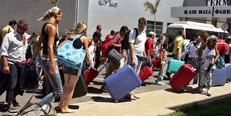 TÜROFED: turist sayısı artıyor