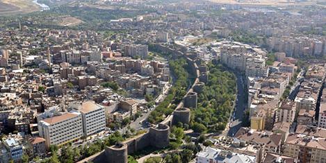 Diyarbakır'a turist akın ediyor