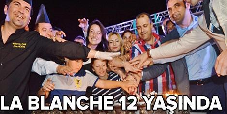 Bodrum La Blanche 12 yaşında