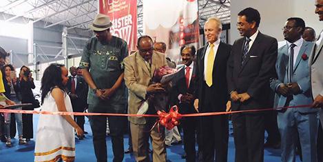İnoksan ürünleri Etiyopya da